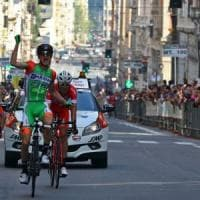 Ciclismo: Giro Appennino, vittoria Ciccone