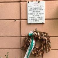 Genova, nessuna corona per le lapidi dei partigiani