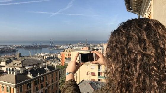 La vostra città, le foto dei lettori per raccontare Genova