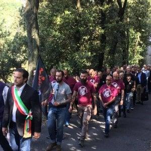 Il Comune celebra i caduti di Salò