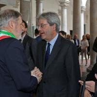 Gentiloni a Genova: