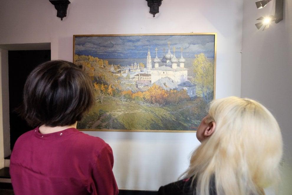 L'arte russa conquista Genova