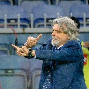 """Samp,  l'incivile notte contro il Napoli: """"Il bersaglio non era Ferrero"""""""