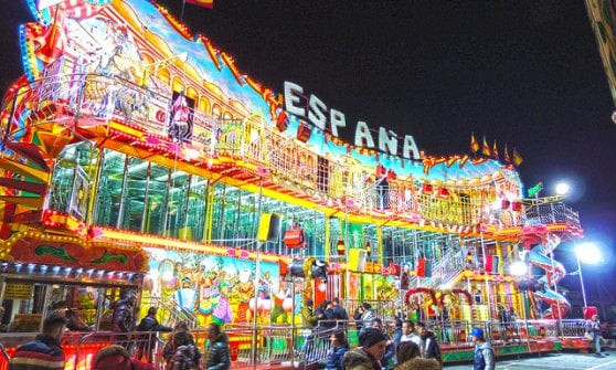 Luna park, i giostrai contro il trasferimento