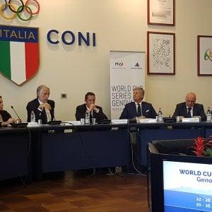 A Genova la Coppa del mondo della vela nel 2018 e nel 2019