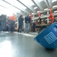 Ilva:  oggi sciopero anche a Genova dopo infortunio mortale a Taranto