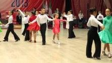 A Genova i campionati europei e mondiali  di danza sportiva
