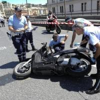 Liguria al top per incidenti di moto e scooter, in crescita anche quelli