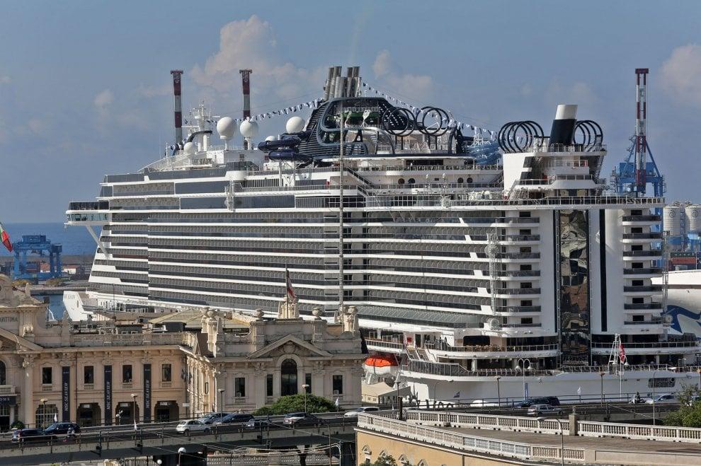 Ecco Msc Seaview, la più grande nave da crociera mai realizzata