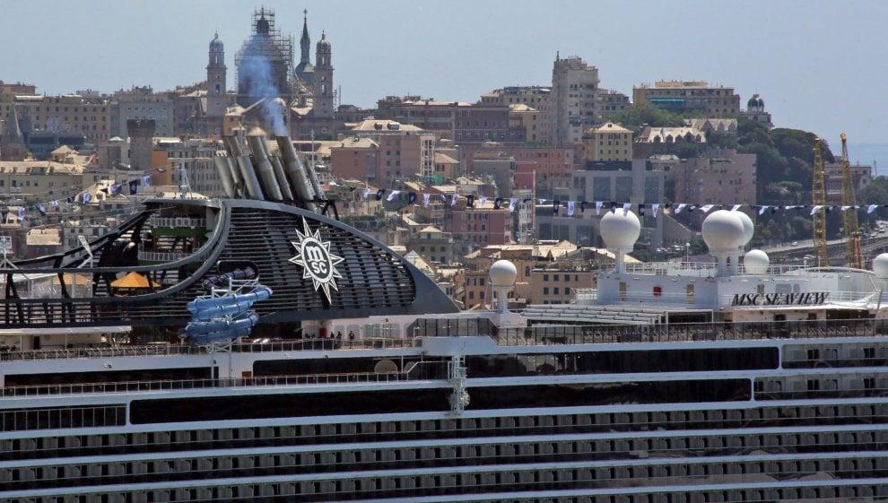 Ecco msc seaview la pi grande nave da crociera mai for Quali cabine sono disponibili sulle navi da crociera