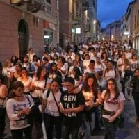 Ragazzo ucciso: scritta contro la polizia a Genova