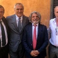 Samp, colpo Ferrero: arriva Sabatini.