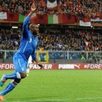 Italia-Ucraina il 10 ottobre a Genova