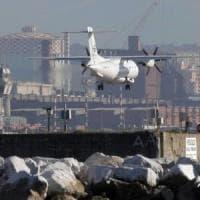 Aeroporto di Genova, con 35 voli un'estate da record
