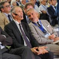 Carige, l'annuncio di Fiorentino: