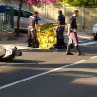 Sanremo, omicidio in strada: accoltellato ex barista