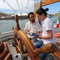 Legambiente, la salute del mare in Liguria: inquinati 14 punti su 23