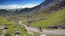 Le suggestioni alpine dell'Alta Via del Sale fra Italia e Francia   Video   di ALESSANDRA CARBONINI