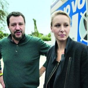 Regione Liguria in campo per finanziare lo show gialloverde con Marion Le Pen