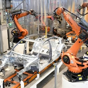 Lavoratori e robot, bivio a Genova