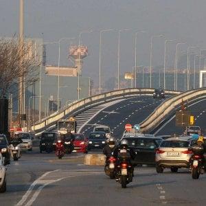 Casello autostradale di Genova Aeroporto, giù la rampa ad agosto
