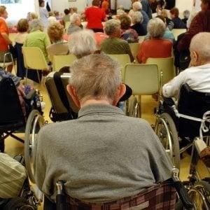 Sanità, da gennaio impianti di videosorveglianza in tutti i ricoveri per anziani