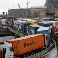 A Genova ancora disagi al traffico dopo lo sblocco dei varchi portuali