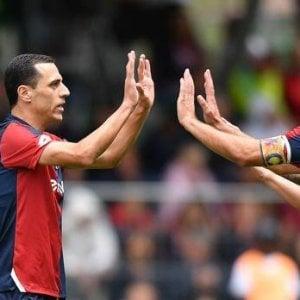 Il Genoa fa bella figura con lo Zenit ma non bastano Romulo e Lapadula