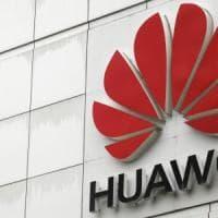 Toti e Bucci incontrano i vertici di Huawei: