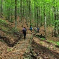 Da Chiavari al Passo del Bocco, il Carso in Liguria
