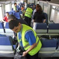 Pulizie treni, 100 lavoratori a rischio esubero