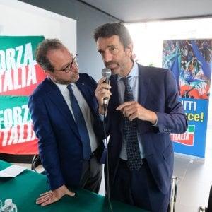 "Forza Italia: Berlusconi: ""Biasotti resti coordinatore ligure"""