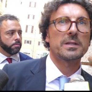 """ll ministro Toninelli: """"La Gronda è da rivedere"""""""