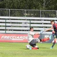 Genoa, Piatek protagonista contro l'Albissola
