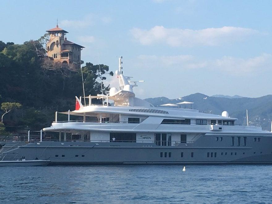 Magic in vacanza a Portofino