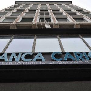 Carige, piccoli azionisti presentano esposto alla Procura