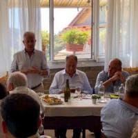Claudio Scajola, la zampata genovese nel fortino di Taviani