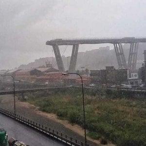 Genova, il ponte Morandi inaugurato nel 1967: è lungo 1.182