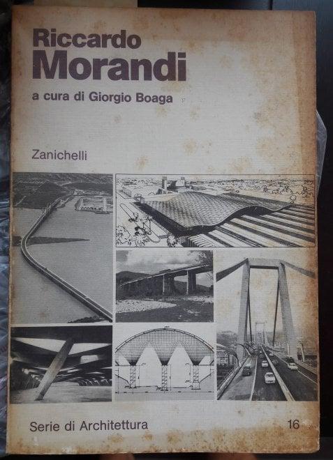 Il libro in cui Morandi spiegava il progetto del ponte