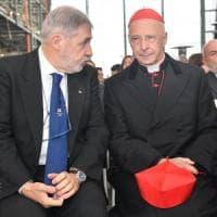 """Bagnasco: """"La diocesi apre le porte agli sfollati"""""""