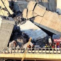 Genova, crollo del ponte autostradale, nel mirino i cavi di cemento armato. A maggio...