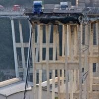 Genova, crolla il ponte Morandi: 26 morti, anche un bimbo