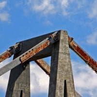Genova, crollo ponte Morandi, il giorno dopo