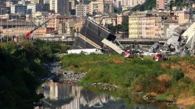 Genova, prima emergenza rimuovere le macerie dal Polcevera: rischio alluvioni