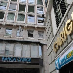 Crollo ponte Morandi, Carige sospende le rate di mutui e fin