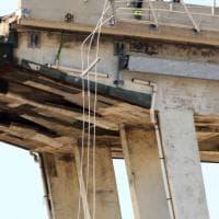 Crollo ponte Morandi, si continua a lavorare in Valpolcevera assieme ai cani