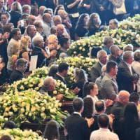 Crollo ponte Morandi, Genova si ferma per i funerali