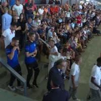 Sampdoria e Genoa unite nel dolore
