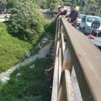 Genova, allarme per il ponte del Lagaccio, senso unico e divieto posteggio