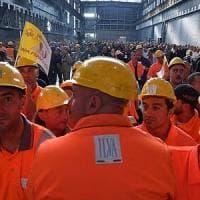 Ilva: domani a Cornigliano assemblee e referendum